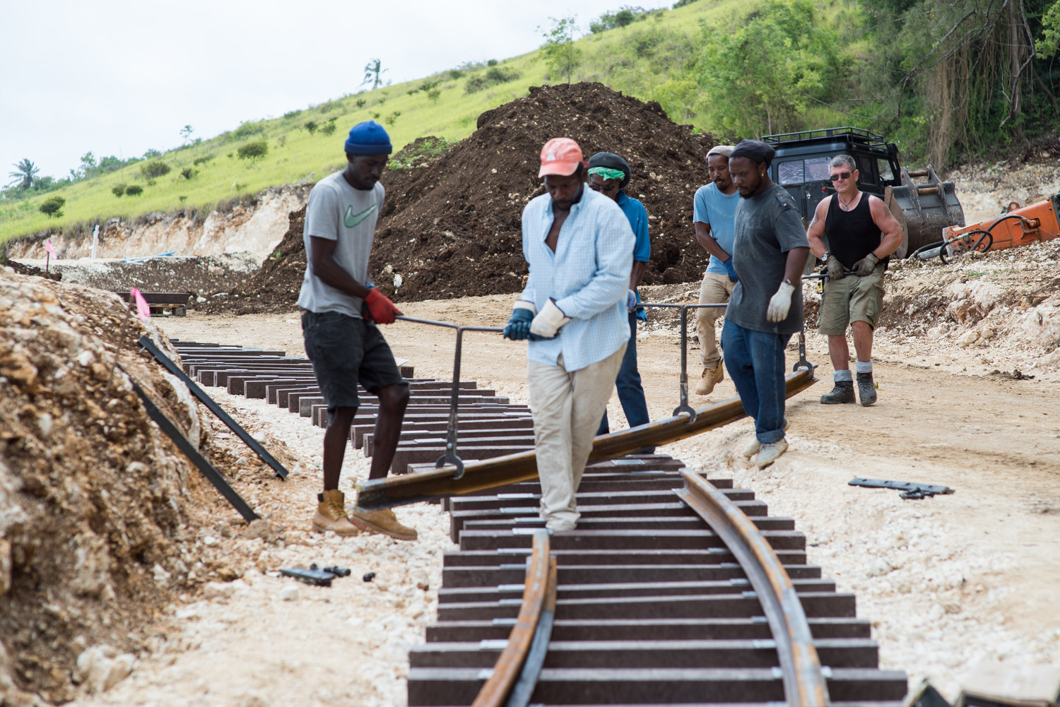 Rum and Rails in Barbados