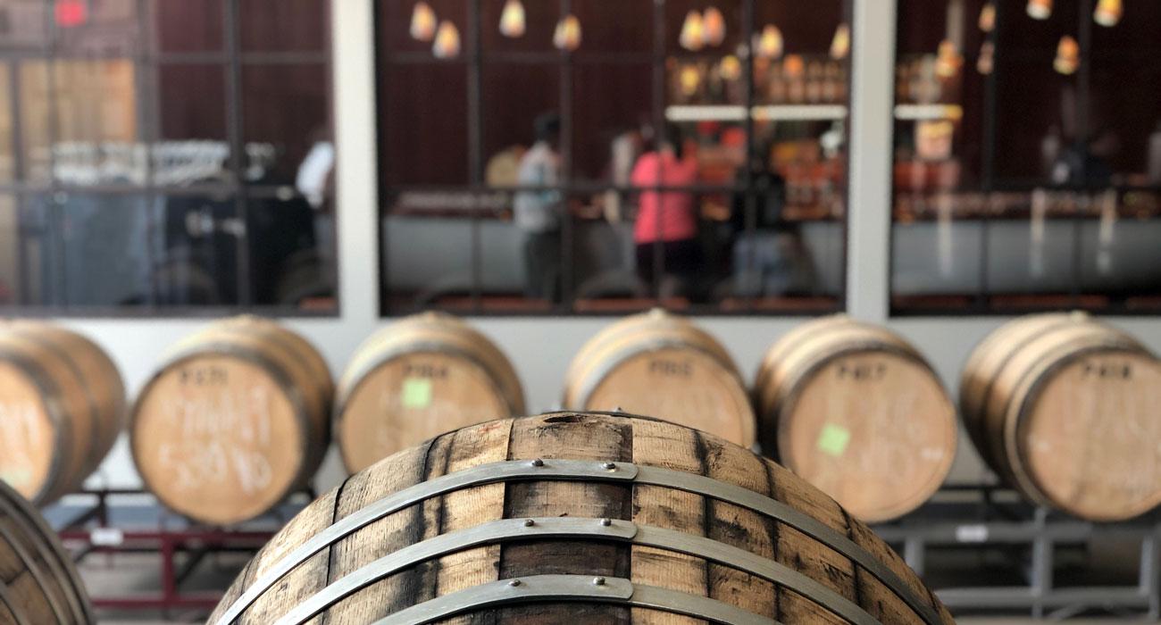 Privateer barrels