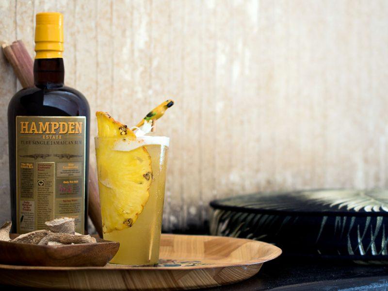 Hampden Estate rum in its native state. Photo courtesy La Maison & Velier.