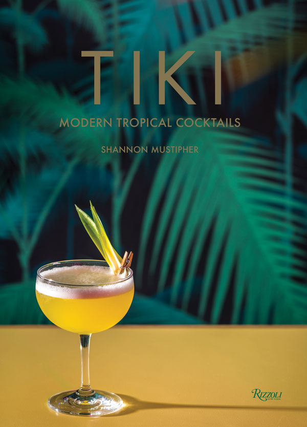 Cover of the TIKI book. Photo by Noah Fecks.